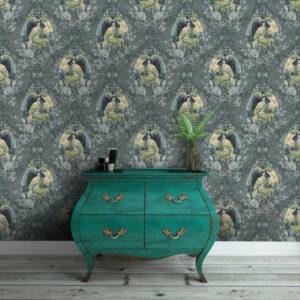 Wallpaper Fleur Gypsy