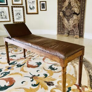 Late Victorian Doctor's Daybed
